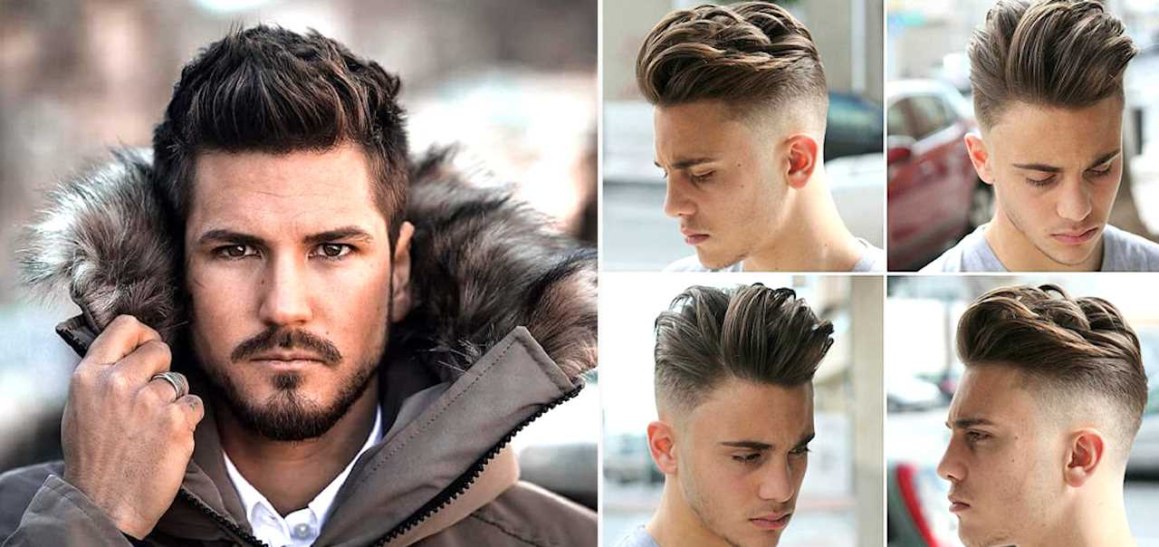 Top 30 Best Men\u0027s Hairstyles for Oval Faces