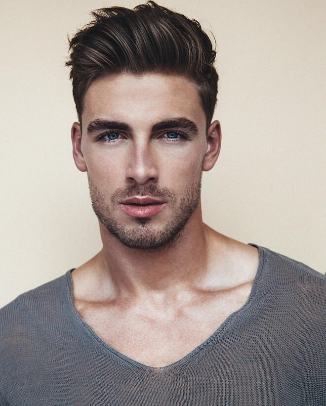 Top 30 Best Men's Hairstyles For Oval Faces