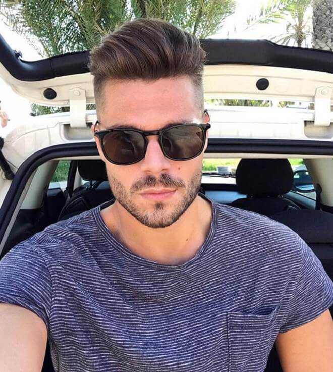 Top 30 Best Men's Hairstyles for Oval Faces | Hairstyles for Oval Faces Men | Men's Style
