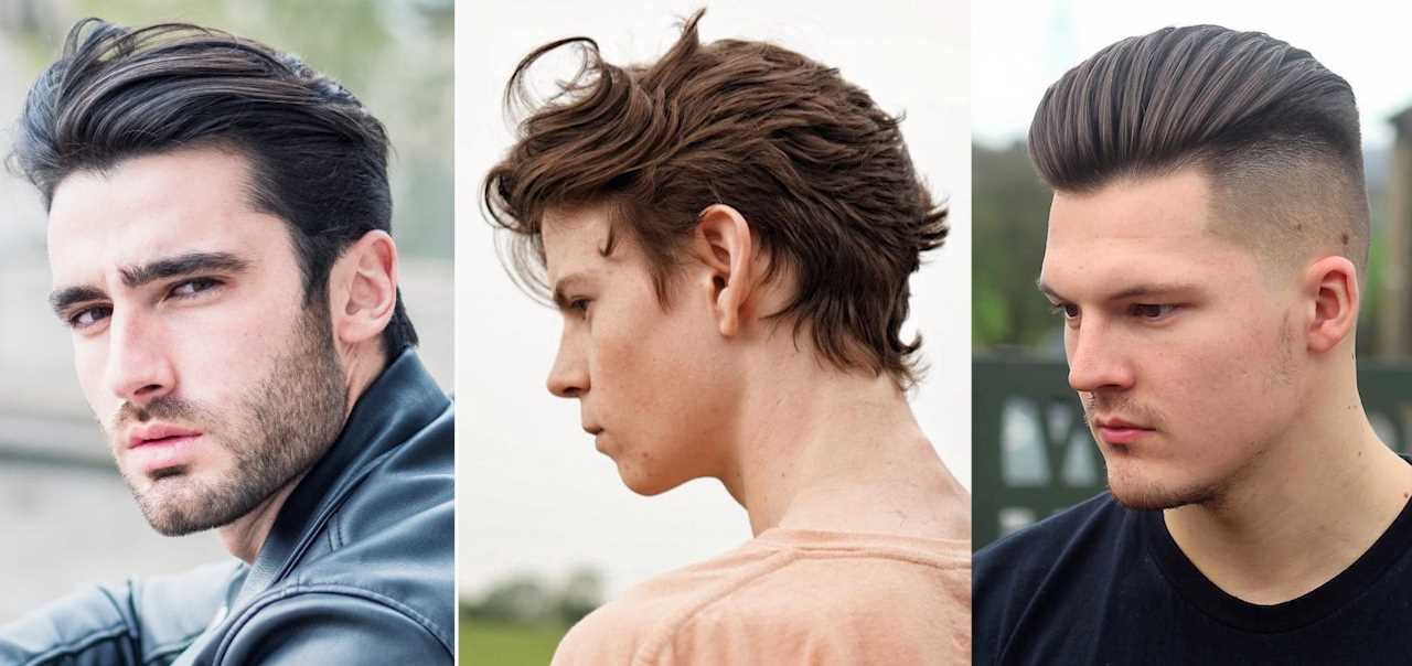 Best Mens Haircuts 2021 Top 40 Best Medium Length Hairstyles for Men | Medium haircuts