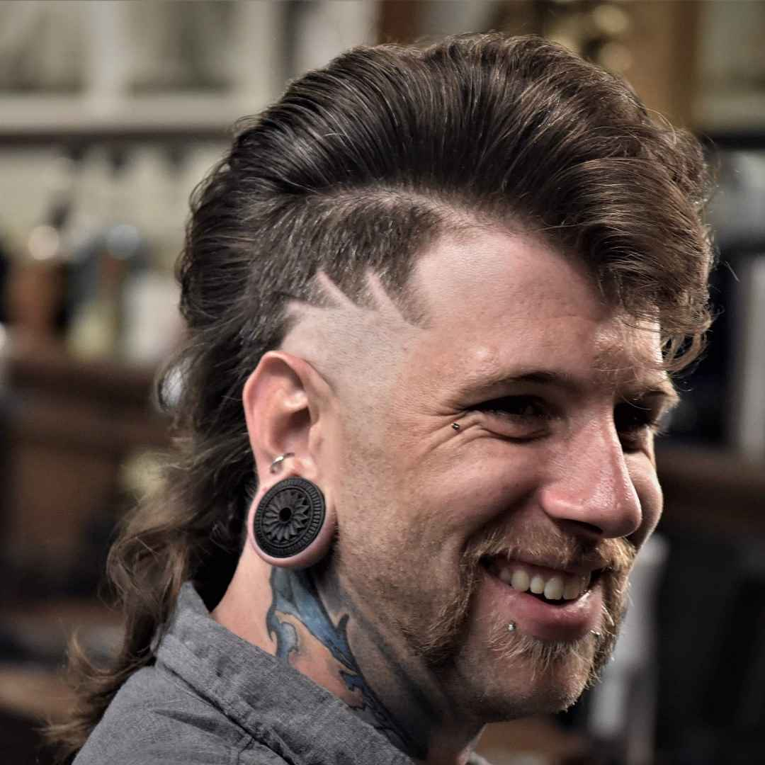 Top 40 Modern Mullet Hairstyles For Men Classic Mullet