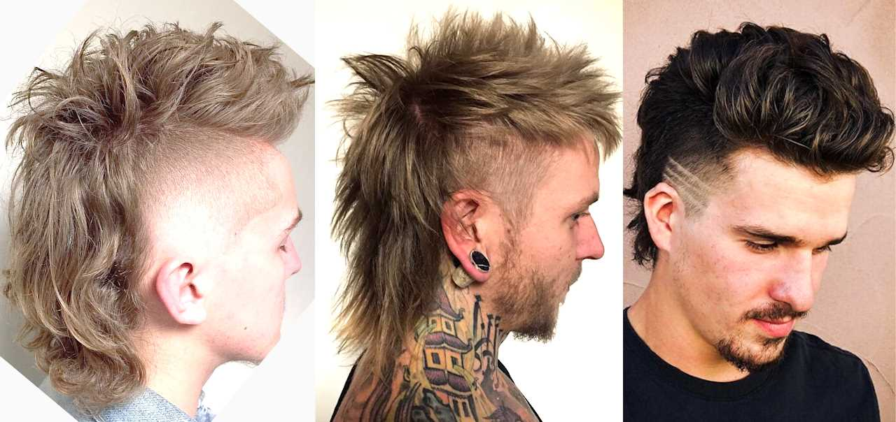 Prime Top 40 Modern Mullet Hairstyles For Men Classic Mullet Haircut Natural Hairstyles Runnerswayorg