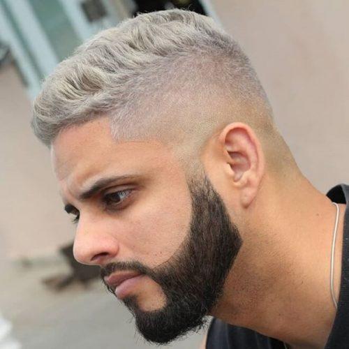 Astonishing 30 Amazing Platinum Blonde Hairstyles For Men Best Mens Blonde Schematic Wiring Diagrams Phreekkolirunnerswayorg