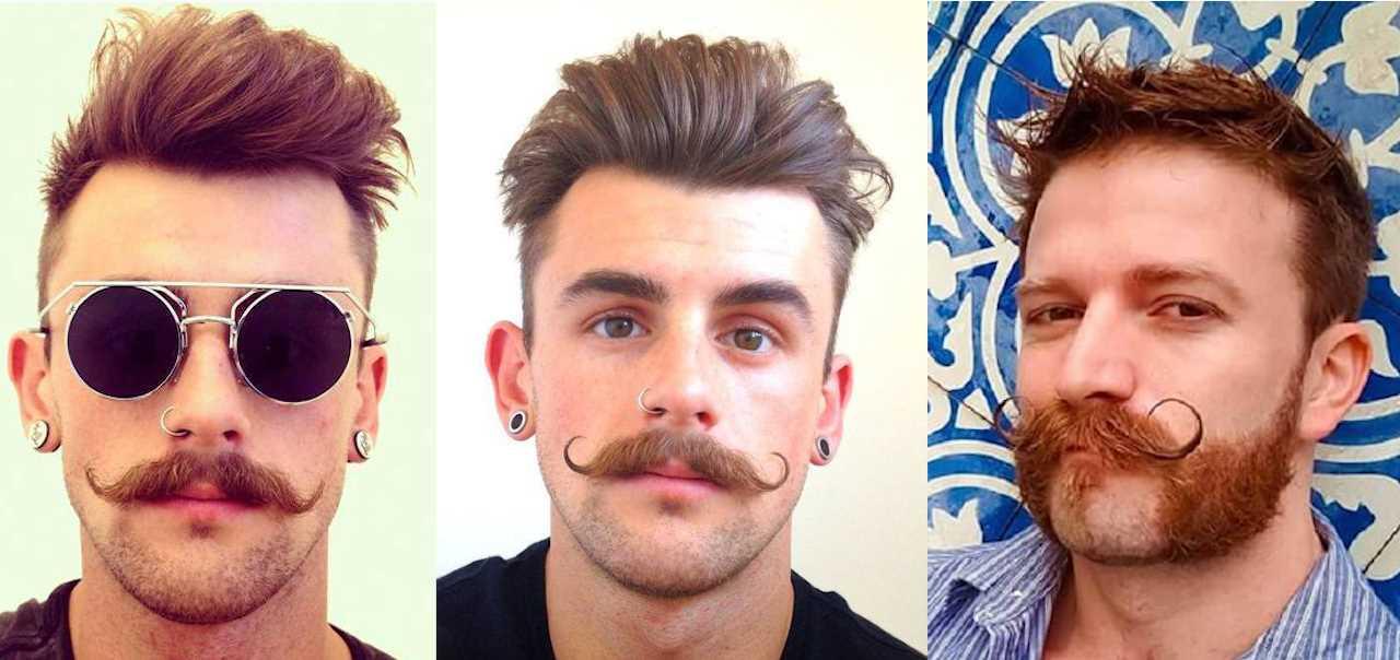 30 Hipster Handlebar Mustache Styles Best Handlebar Mustache Ideas Men S Style