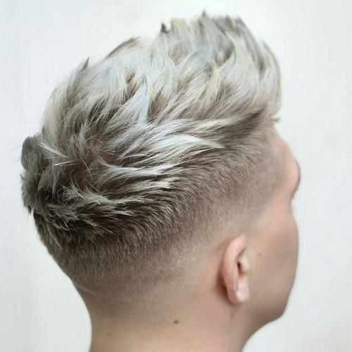30 Amazing Platinum Blonde Hairstyles For Men Best Men S