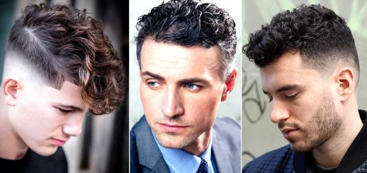 Curly Hairstyles For Men Men S Style