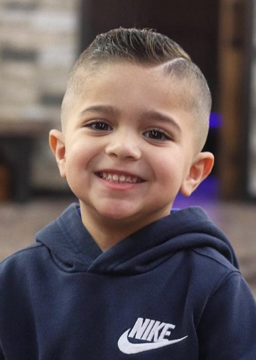 60+ Best Haircuts For Little Boys Of 2020