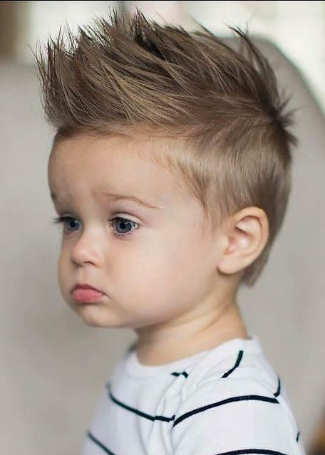 60 Best Haircuts For Little Boys Of 2020 New Little Boy