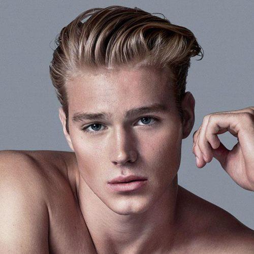 Groovy 30 Amazing Platinum Blonde Hairstyles For Men Best Mens Blonde Schematic Wiring Diagrams Amerangerunnerswayorg