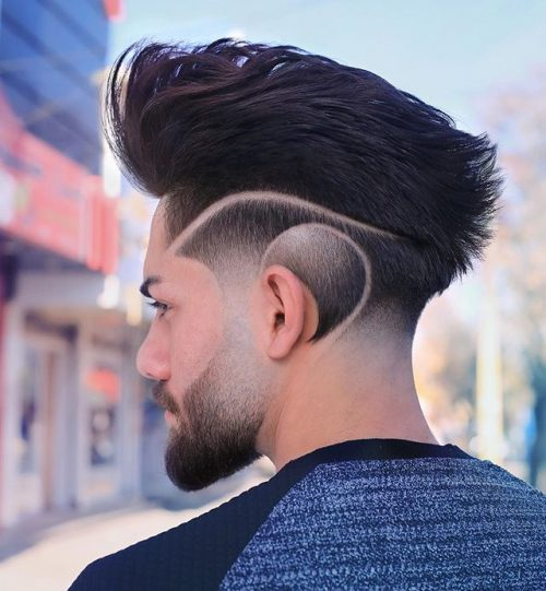 40+ Best men's Hairstyles For Thick Hair   Cool Haircuts ...