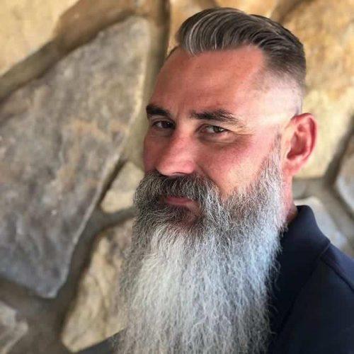 Older Mens Long Haircuts