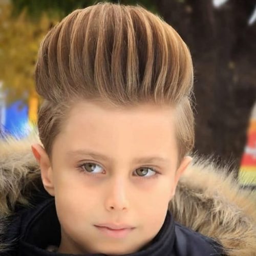 Top 35 Popular Haircuts For School Boys Cute Hairstyles