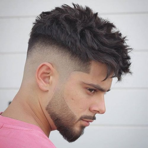 Magnificent 40 Best Mens Hairstyles For Thick Hair Cool Haircuts For Men Natural Hairstyles Runnerswayorg