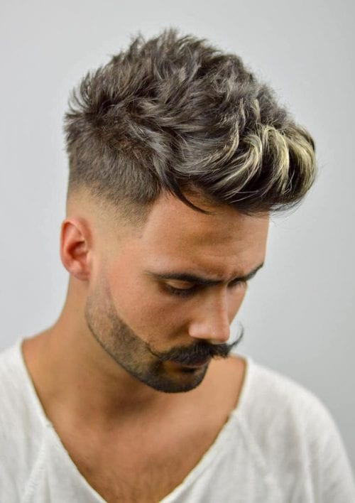Top 35 Wavy Hairstyles for Men | Best Men's Wavy Hairstyles 2020 | Men's Style