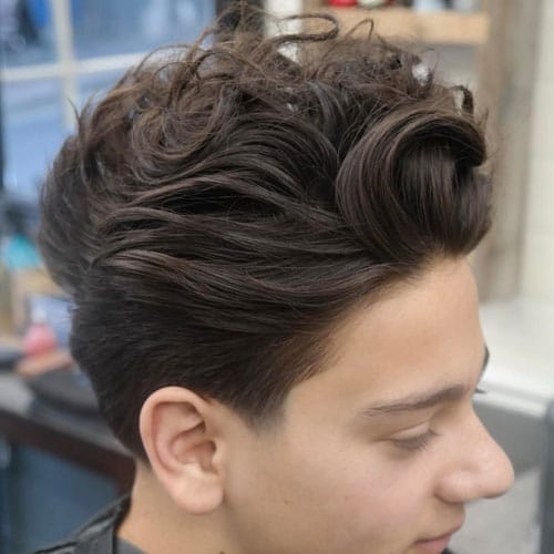 Top 35 Wavy Hairstyles for Men | Best Men's Wavy Hairstyles 2020 | Men's Style