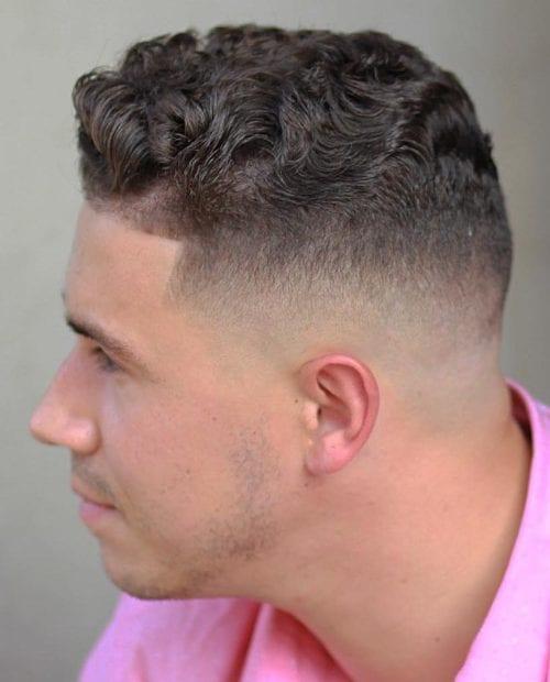 Top 35 Wavy Hairstyles For Men Best Men S Wavy Hairstyles 2020 Men S Style