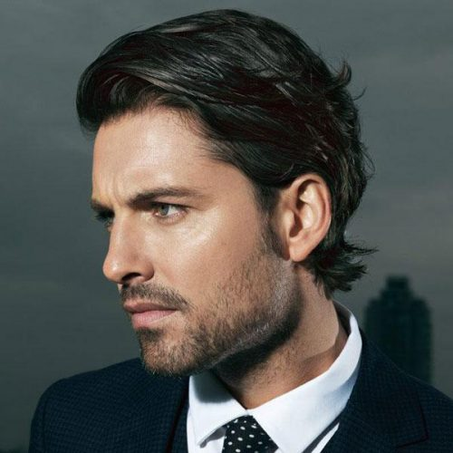 Top 35 Best Business Hairstyles For Men Classic Businessman