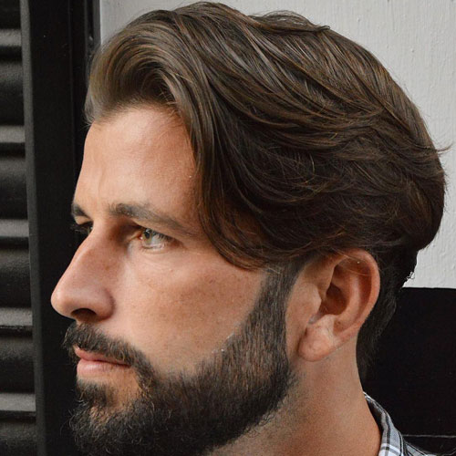 Top 35 Best Business Hairstyles For Men Classic Businessman Haircuts 2020 Men S Style