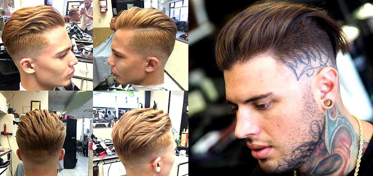 Top 35 Best Men\u0027s Slicked Back Haircuts