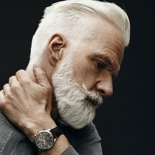 35 best men's hairstyles for over 50 years old  latest