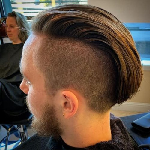Top 30 Disconnected Undercut Hairstyles For Men Best Men S Disconnected Undercut Haircuts Men S Style