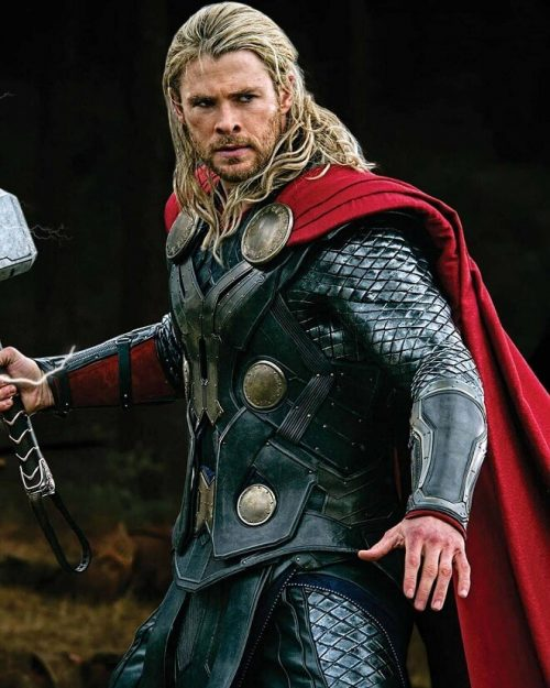 20 Best Chris Hemsworth Hairstyles Thor Haircuts For Men