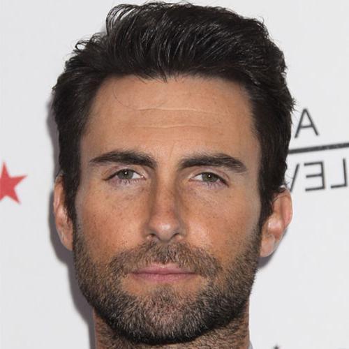 Adam Levine's Hairstyles Over the Years |Haircut Beard Adam Levine