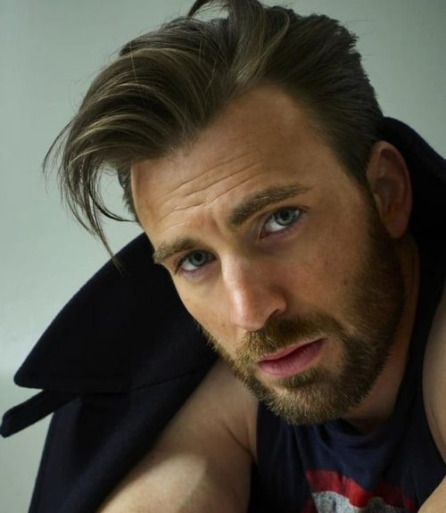 30 Best Chris Evans Hairstyles 2020 Captain America ...