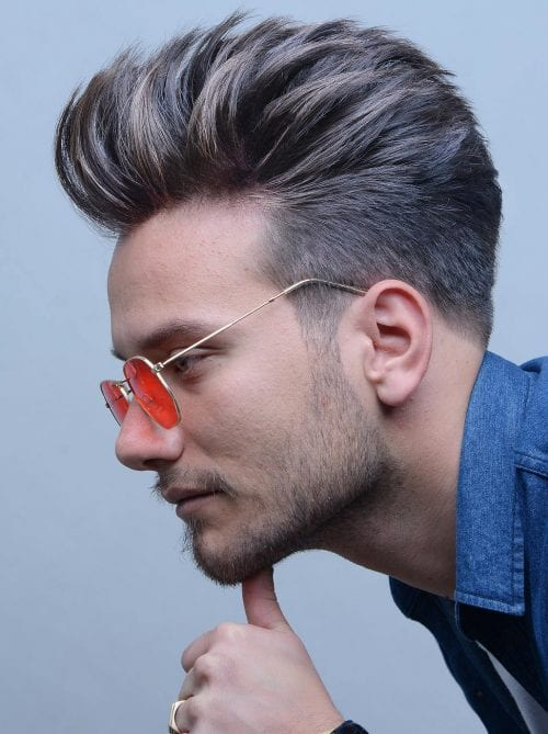 Top 27 Stylish Highlighted Hairstyles For Men 2020 Men S Hair