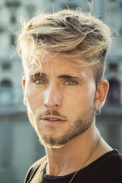 Top 27 Stylish Highlighted Hairstyles For Men 2020