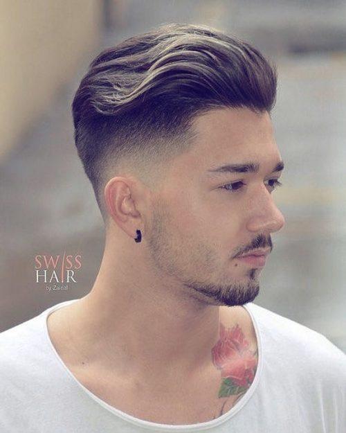 Short Back And Sides Haircuts