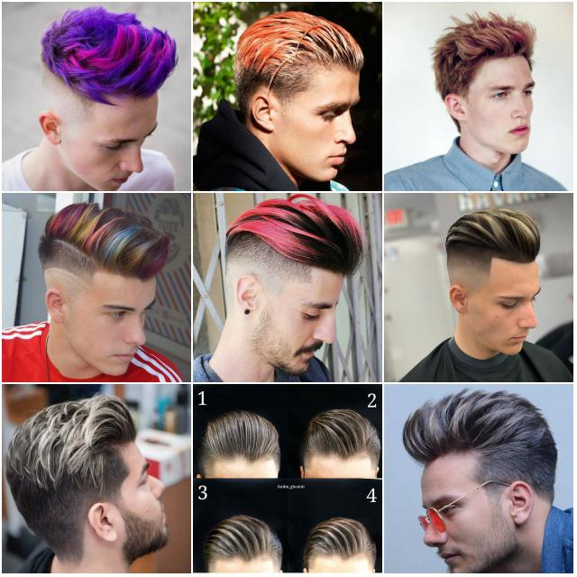 Top 27 Stylish Highlighted Hairstyles For Men 2020 Men S Hair Color Highlights And Ideas Men S Style
