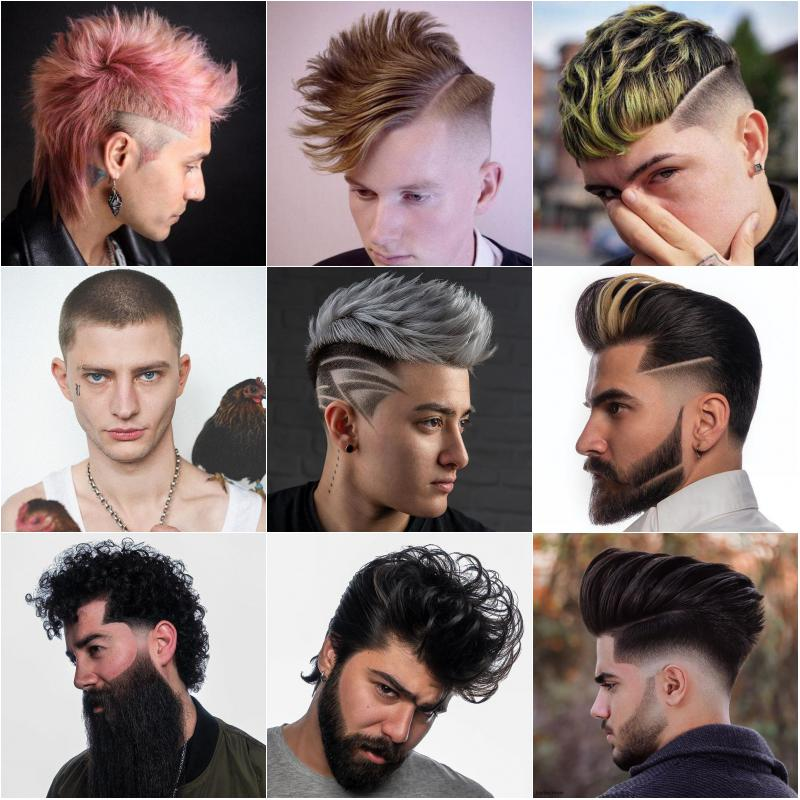 25 Best Edgy Hairstyles For Guys Men S Edgy Haircuts 2020 Men S Style