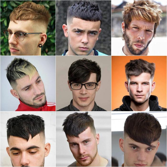 Pleasant 30 Best Mens Angular Fringe Haircuts 2020 Mens Style Schematic Wiring Diagrams Amerangerunnerswayorg
