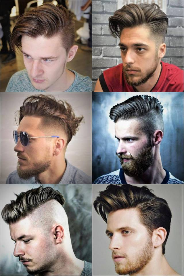 30 Best Men's Side Swept Undercut Hairstyles   Men's Style
