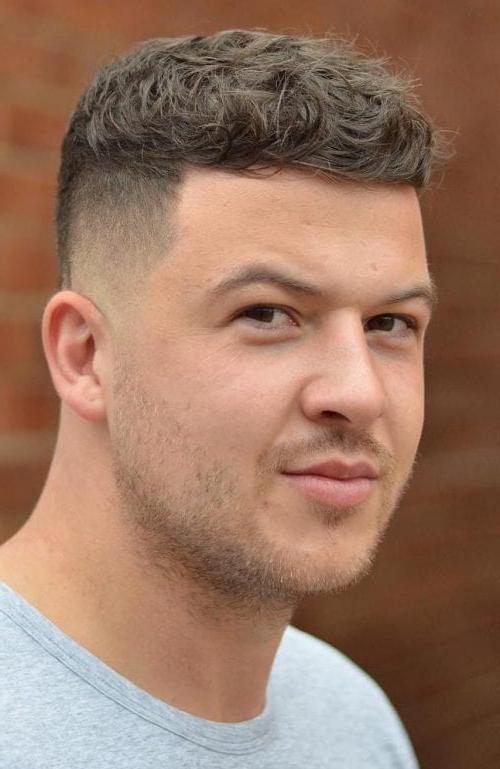40 Crop Top Fade Haircuts For Men 2020 Men S Hairstyle
