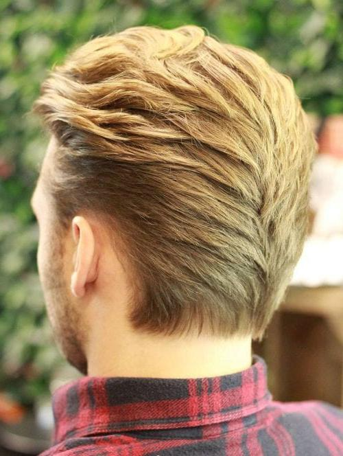 15 Best Ducktail Hairstyles For Men Men S Ducktail