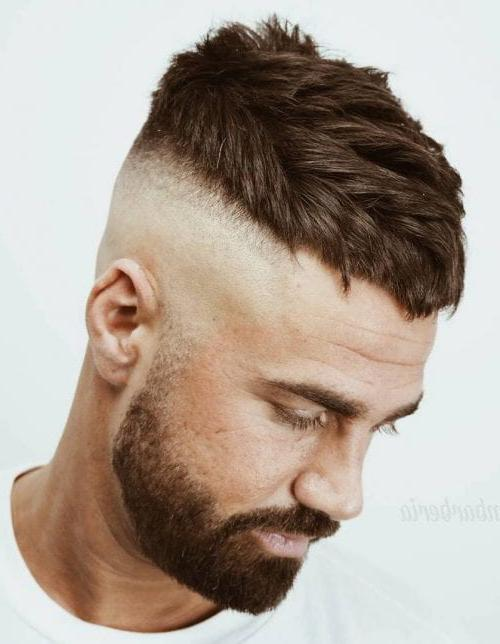 Mature Men's Hairstyles Short Hair