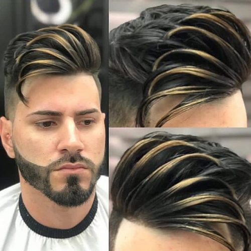 Textured Haircut For Thick Hair