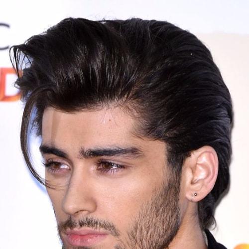 1950s Elephant Trunk Hair Top 35 Amazing Zayn Malik Hairstyles Haircuts 2020