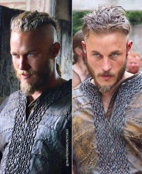 Ragnar Lothbrok Travis Fimmel Haircut Style Men S Style