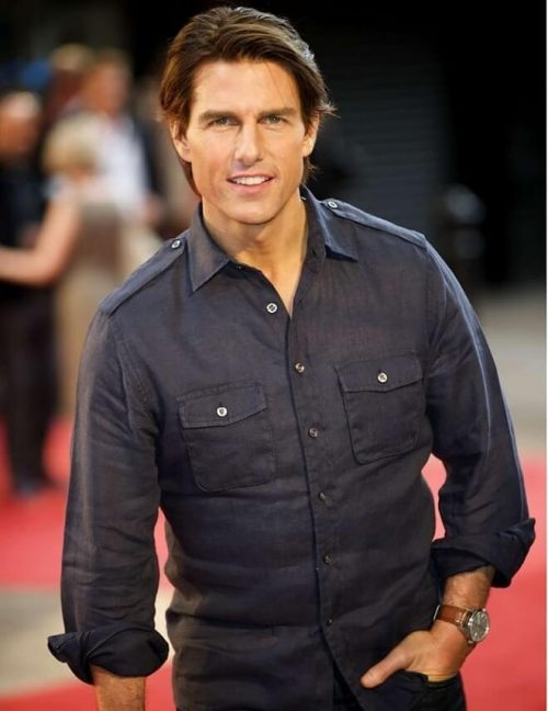 Best Tom Cruise Hairstyle From 1989 To 2020   Men's Style
