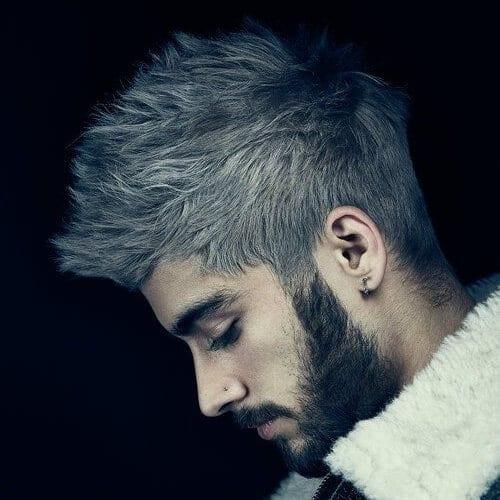 Top 35 Amazing Zayn Malik Hairstyles Haircuts 2020 Ash Blonde Zayn Malik Haircut