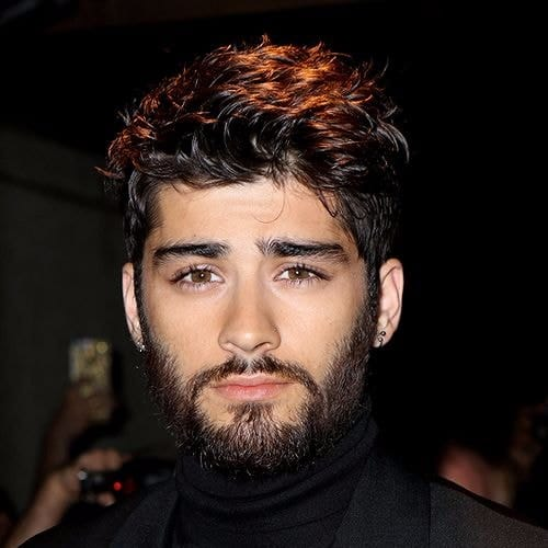 Top 35 Amazing Zayn Malik Hairstyles Haircuts 2020 The Scruffy Beard