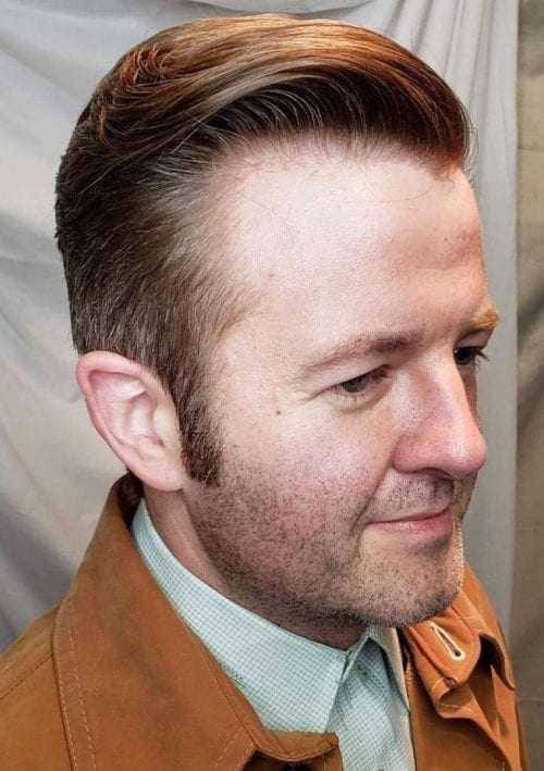 20 Best Haircuts For Middle Aged Men Mature Men S