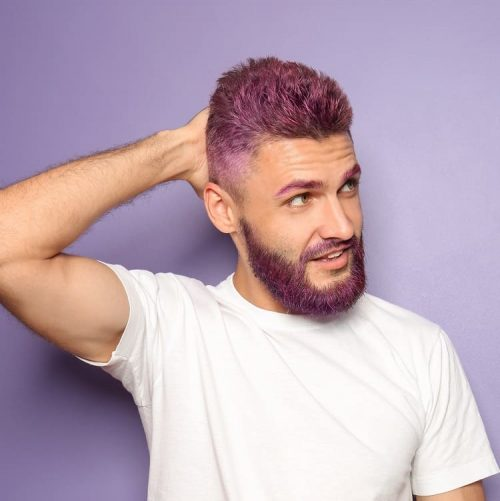 70 Best Hair Dyes For Men | Men's Hair Color Trends 2021 | Colorful Hairstyle Ideas For Men ...